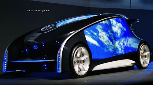 Toyota Future Concept Car