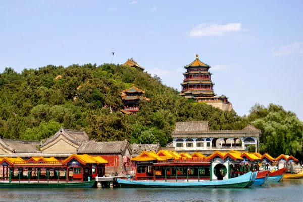 Beijing tourist attractions are about Summer Palace