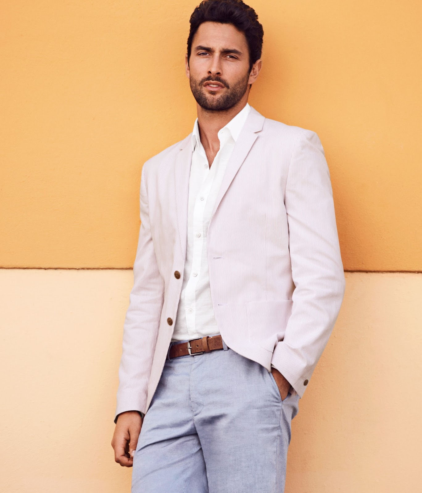 Model Noah Mills Made a Movie About Muscles and Feelings 70