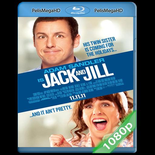 Jack y Jill (2011) 1080P HD MKV ESPAÑOL LATINO