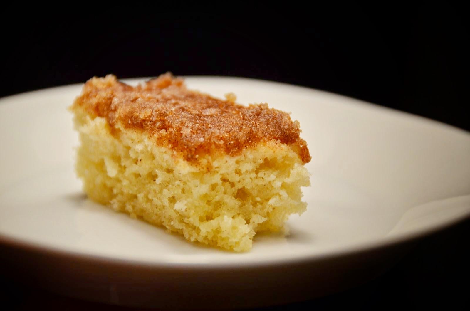 Cinnamon Toast Cake | Cheesy Pennies