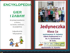 NASZA ENCYKLOPEDIA GIER i ZABAW - edycja WIOSNA