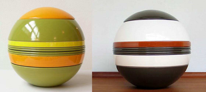 Esferas que guardan misterios