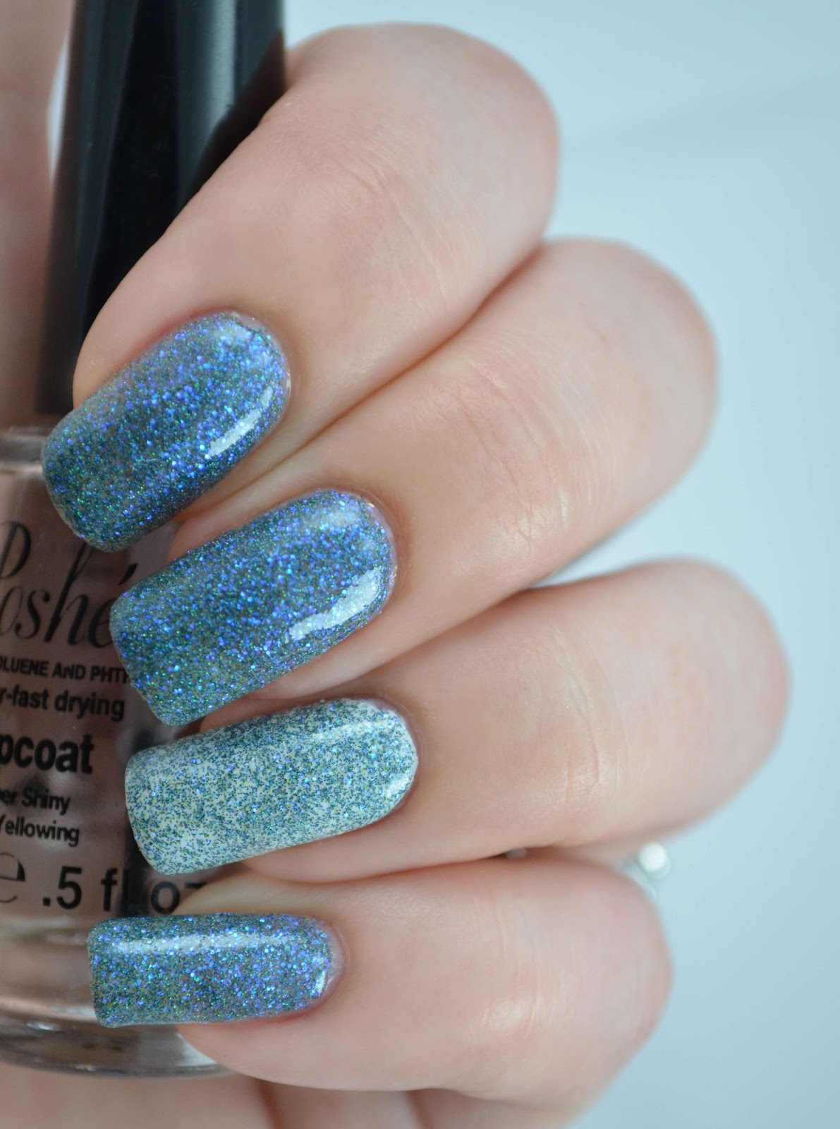 Reverie Nail Lacquer Mermaid Scales Summer 2014