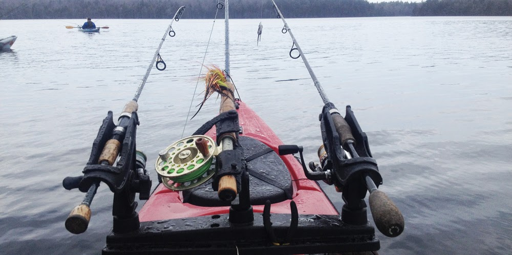 Scotty fishing products tips from the pros kayak for Kayak fishing tips
