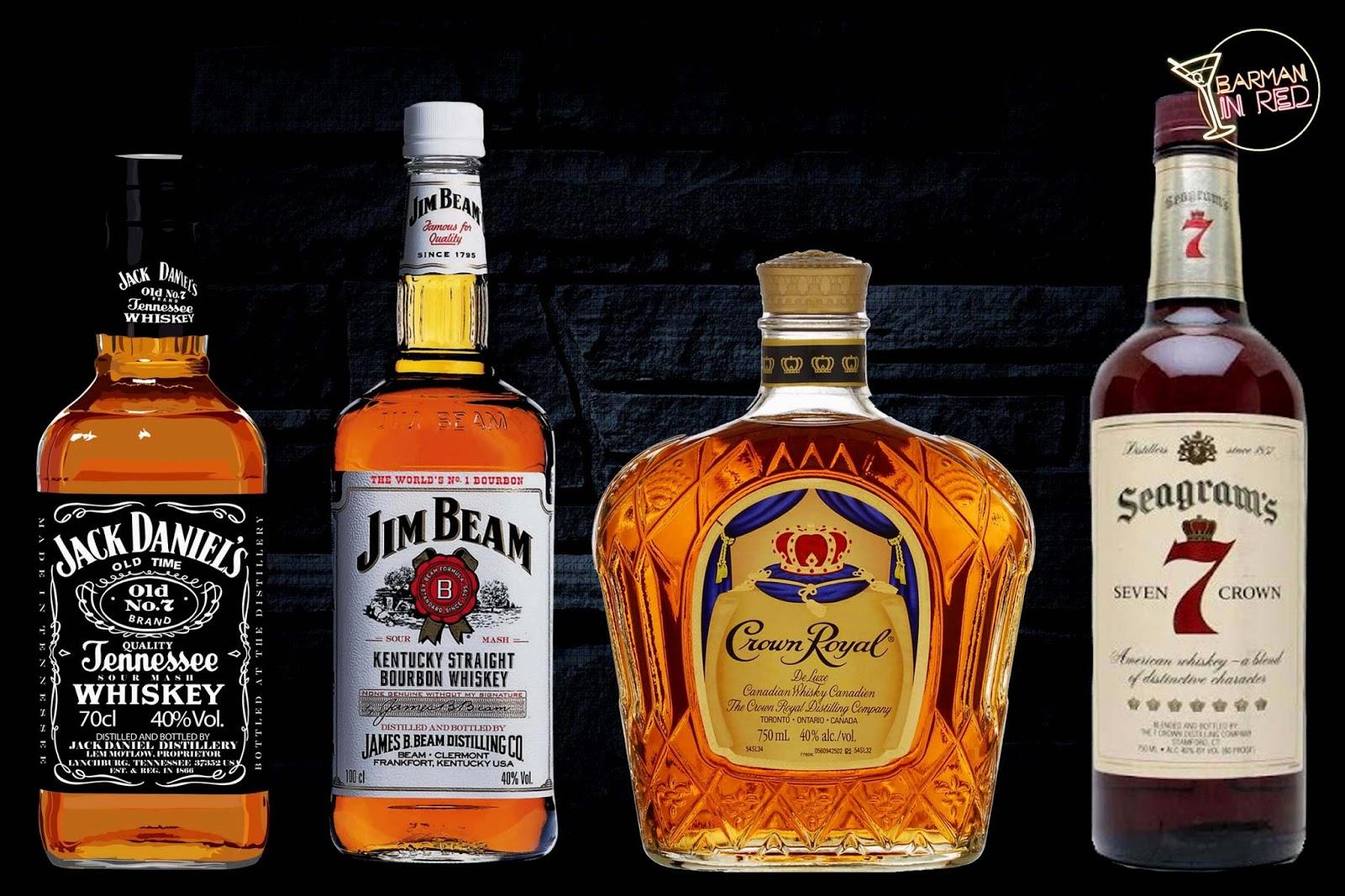 Whisky de maiz marcas