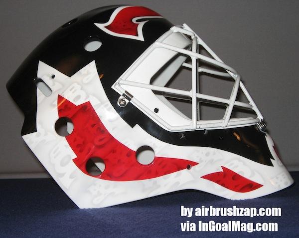 I Love Goalies Martin Brodeur 2011 12 Mask
