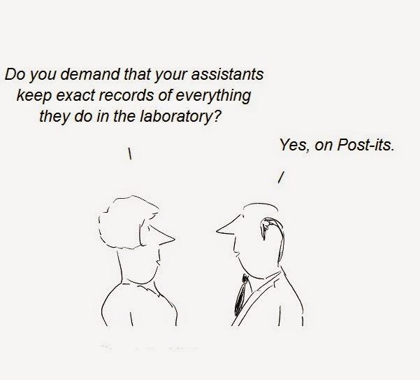 julian lake, how to sound like a scientist, hhv-6, scientific fraud, hhv-6, cartoon