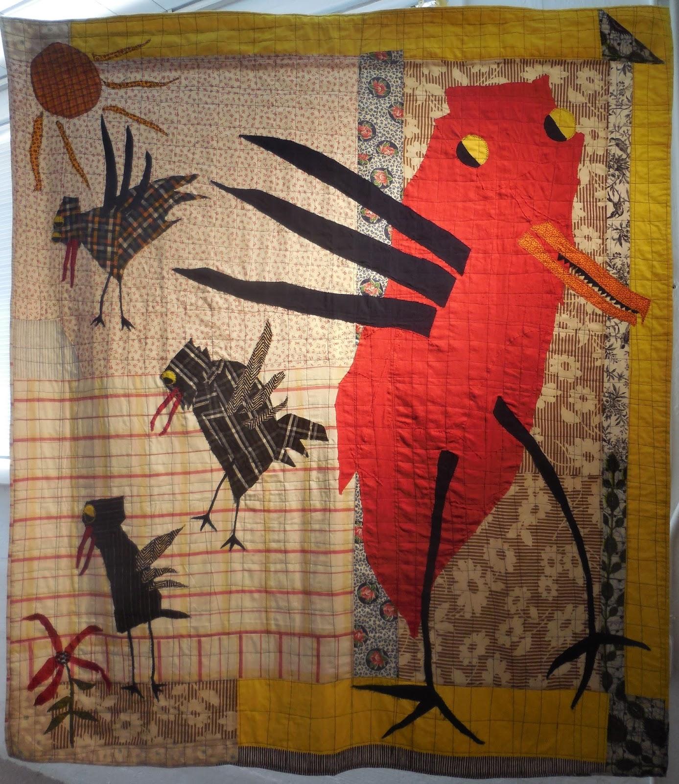 Quilt, Appliques and Butterflies on Pinterest