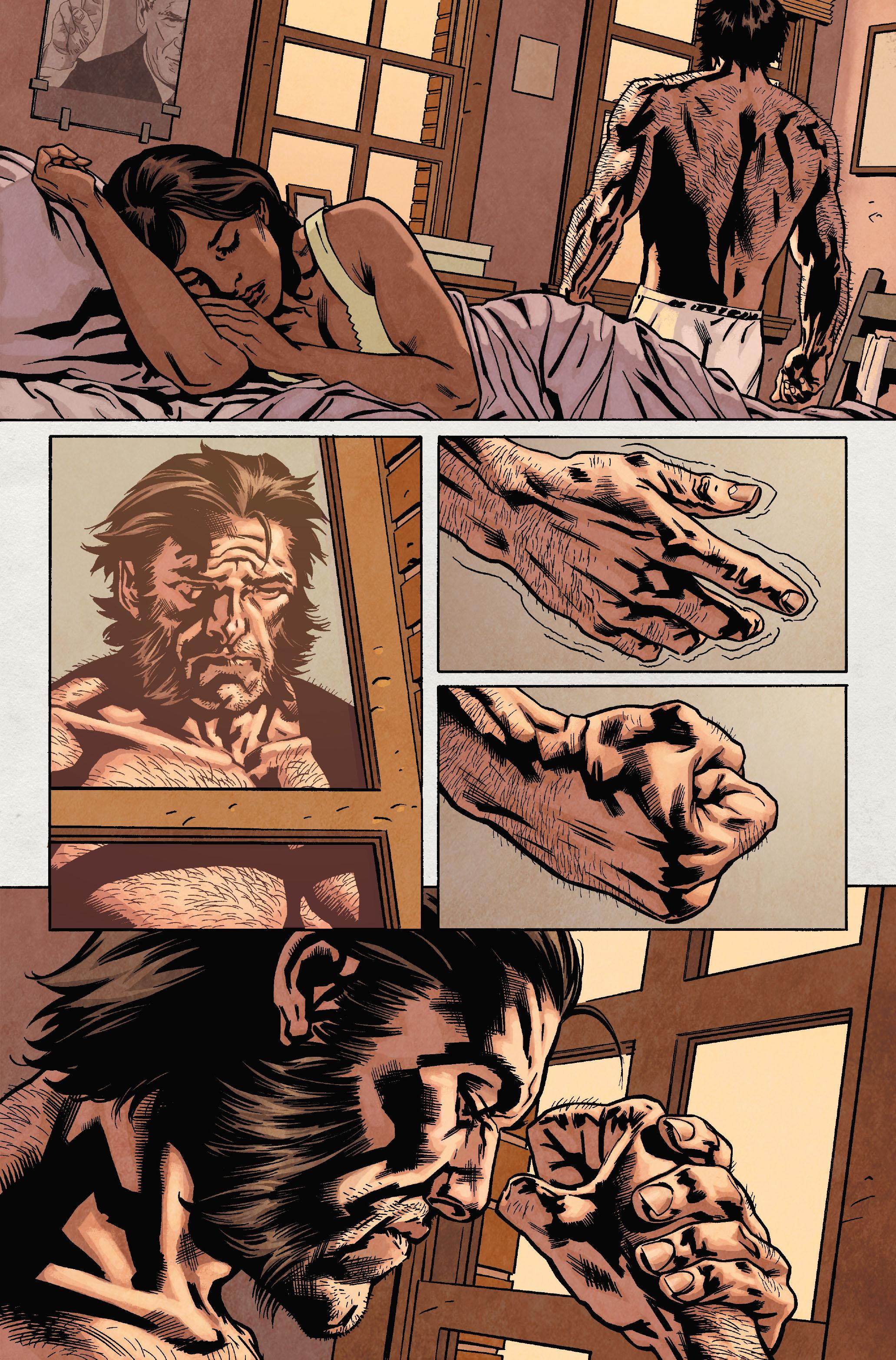 Wolverine: Weapon X #9 #8 - English 20