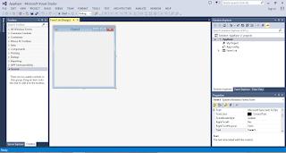 Membuat Project Baru Aplikasi Kasir VB 2013