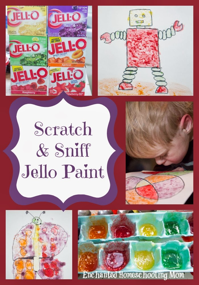 http://enchantedhomeschoolingmom.org/2014/03/scratch-and-sniff-jello-painting/