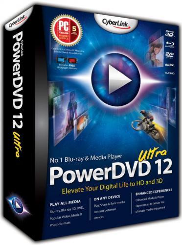 CyberLink PowerDVD Full Version Crack Serial Key Free Download Latest