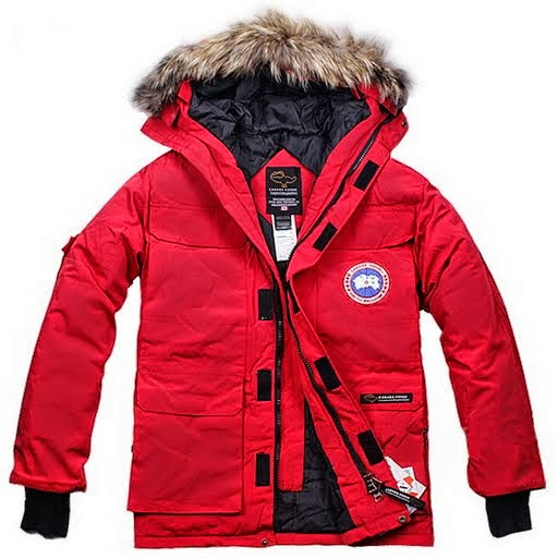canada goose jacket losing feathers
