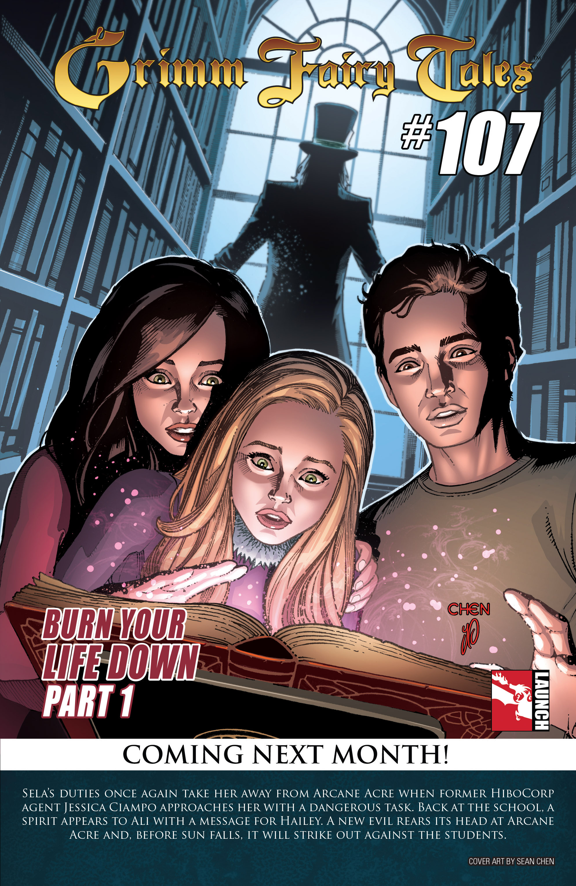 Grimm Fairy Tales (2005) Issue #106 #109 - English 27