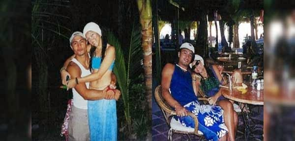 Derek Ramsay with wife Mary Christine Jolly