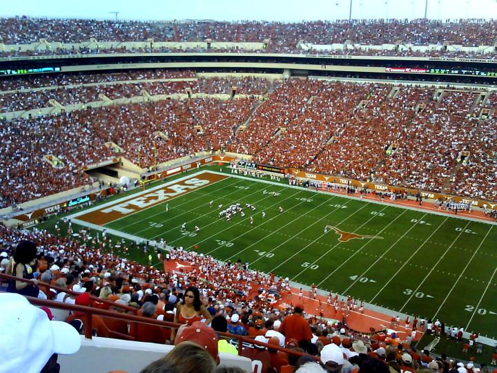 Texas Box Office | Darrell K Royal-Texas Memorial Stadium