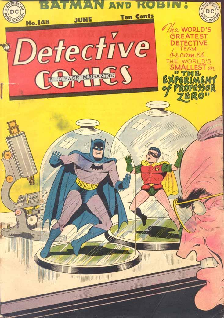 Detective Comics (1937) 148 Page 1