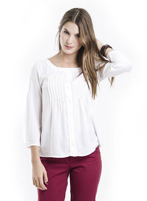 Moda invierno 2015 Tibetano Store blusas, camisas y remeras.