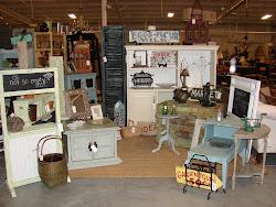 Specializing in unique vintage furniture...