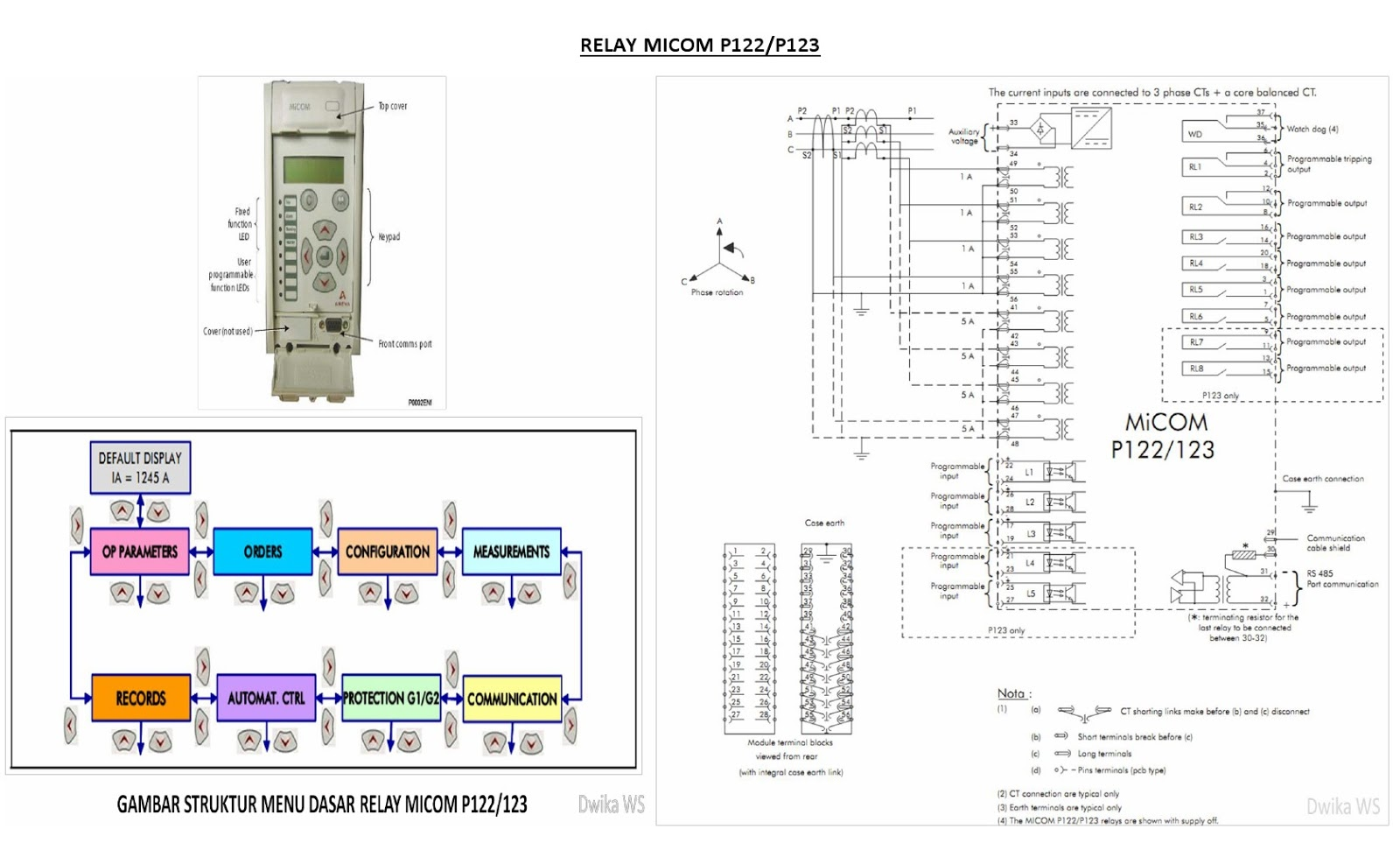berbagai macam relay proteksi wiring knowledge sharing group 2 karet rh knowledgesharinggroup2karet blogspot com Fuel Pump Relay Wiring Diagram 11 Pin Relay Wiring Diagram