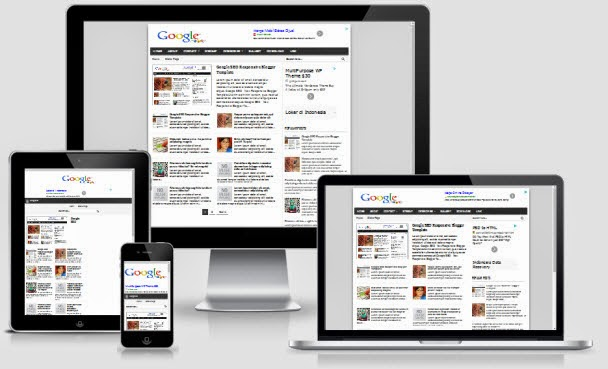 Google SEO Responsive Blogger Templates - Kaizentemplate - Rebuild ...