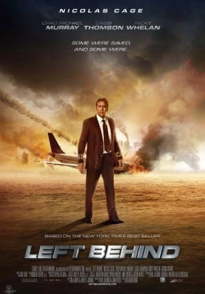 Film Left Behind 2014 di Bioskop