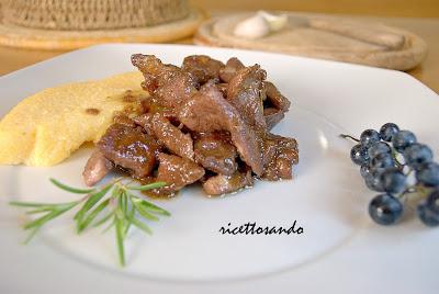 Maiale al mosto ricetta tradizionale toscana
