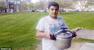 Saudi pressure cooker