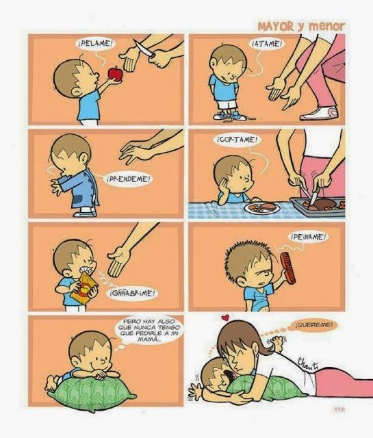 Amor de madre.. todo lo demás es solo aire!❤