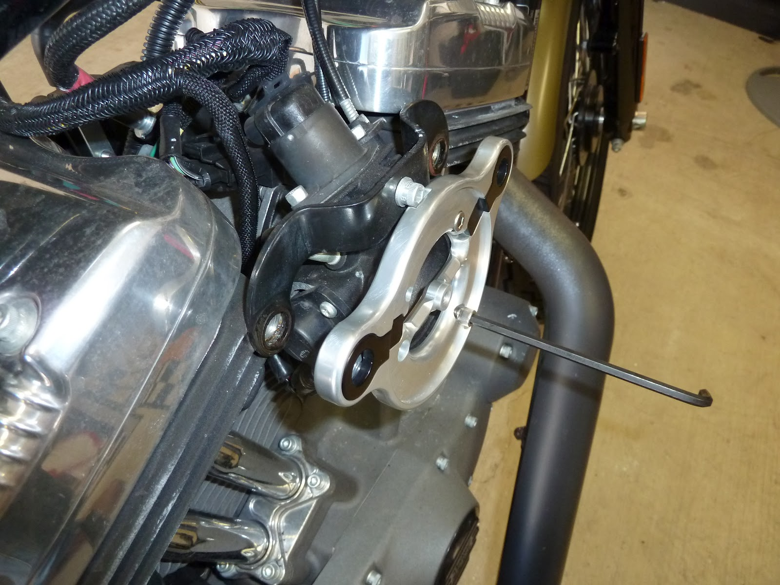 vance and hines fuel pack installation instructions