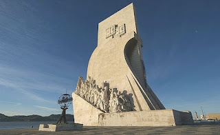 Monumento de los descubrimientos de Lisboa