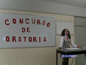 Concurso Intramuros de Oratoria