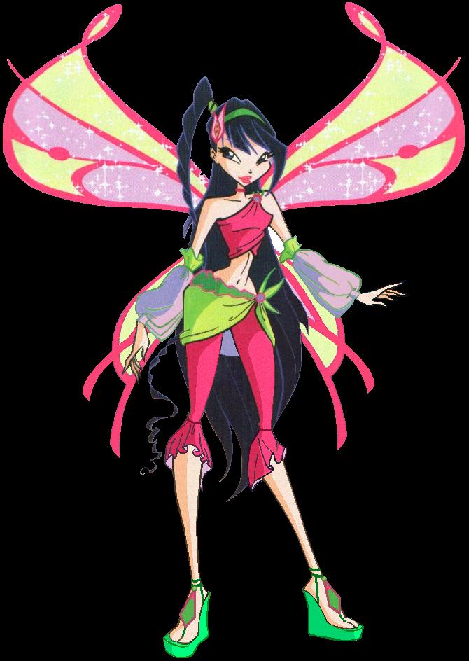 Winx fairies outfits season 4 sophiex - Jeux de winx musa ...