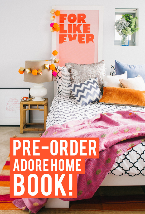 Safari Fusion blog | Adore Home magazine is taking the leap from digital to a colourful interiors book