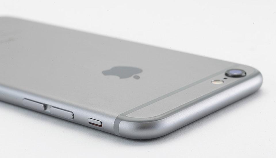 Linhas da antena do iPhone 6