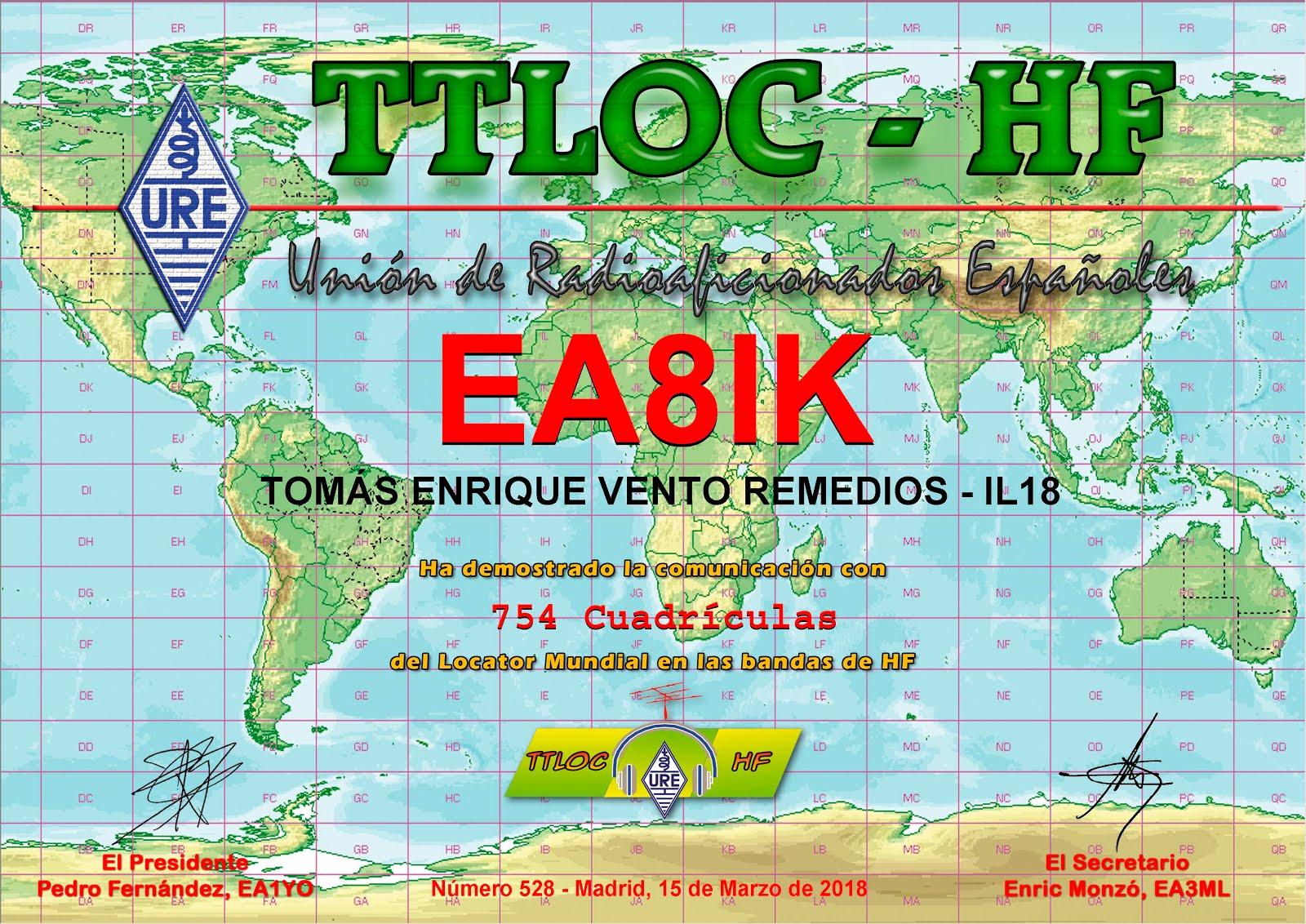 TTLOC - HF