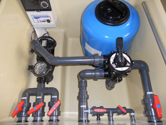 Mantenimiento de depuradoras fontaneros en torremolinos for Depuradoras para piscinas