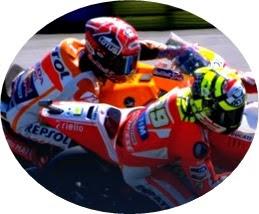 Marquez salip salipan dengan Ianone