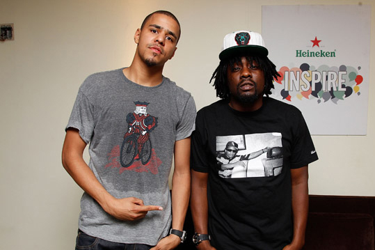 "Wale J. Cole Wale   ""Bad Girls Club"" feat. J. Cole (MP3 Stream)"