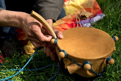 Assemblage of a water drum