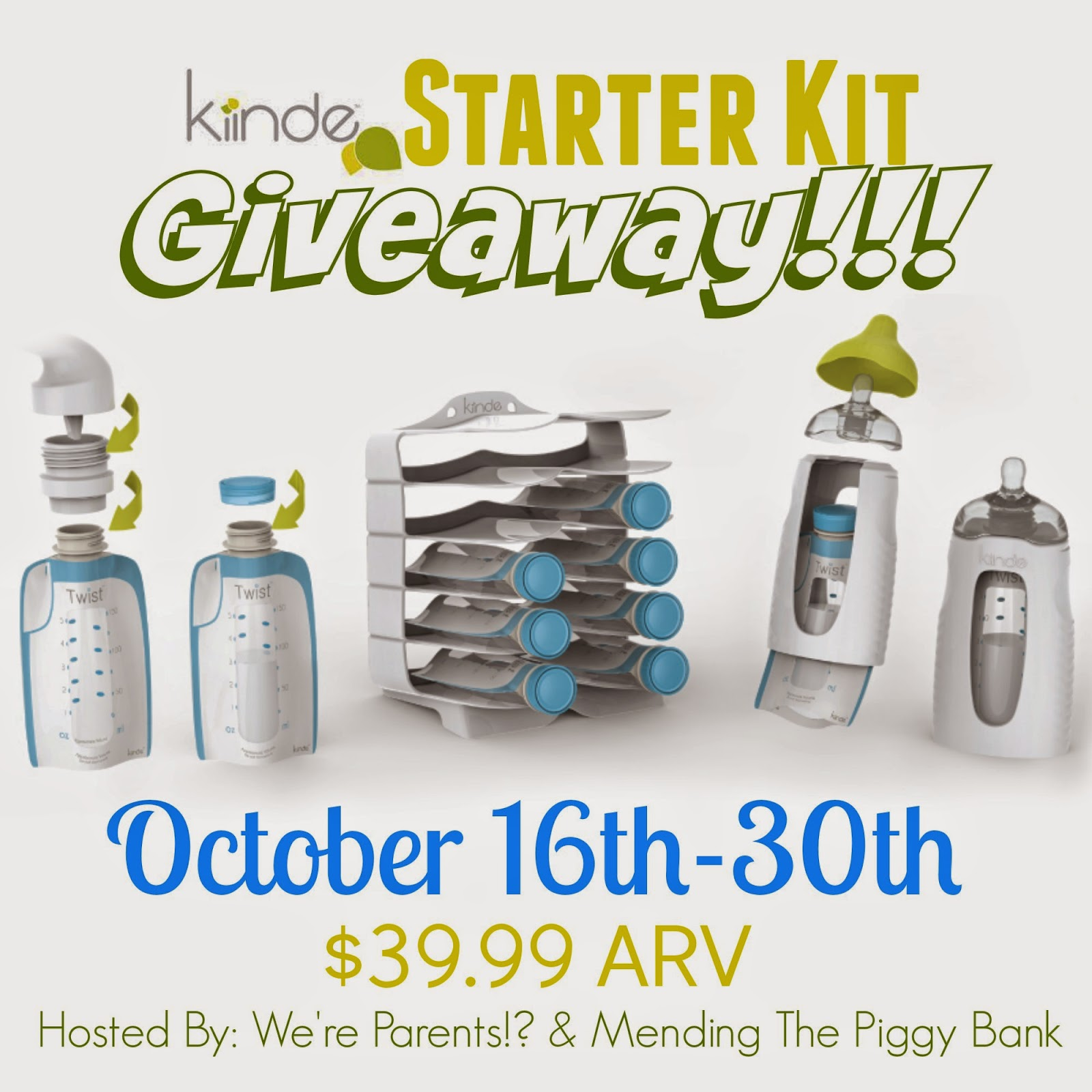 Win a Kiinde Breastfeeding System