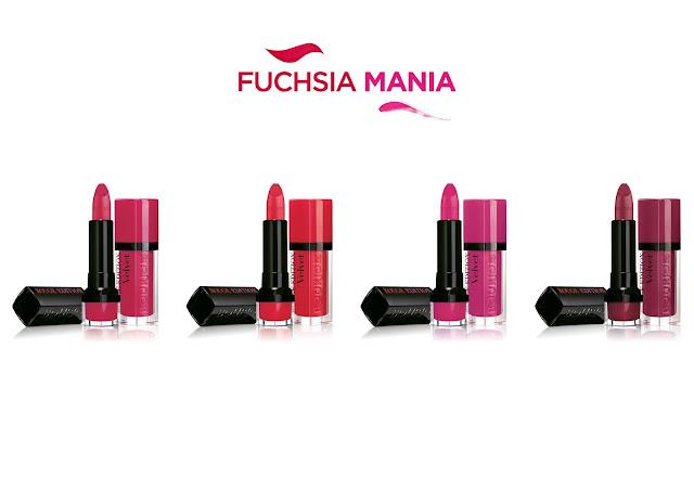 Bourjois Fuchsia Mania