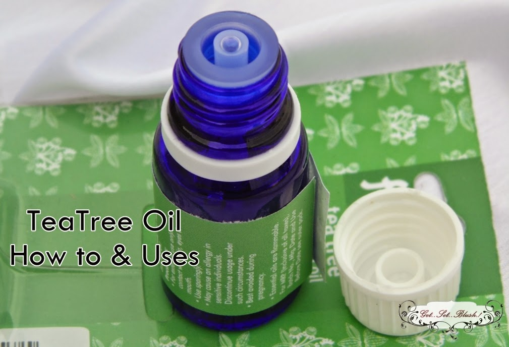 How to use Teatree Oil for skin