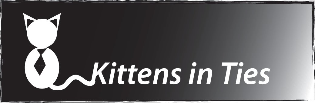 Kittens in Ties