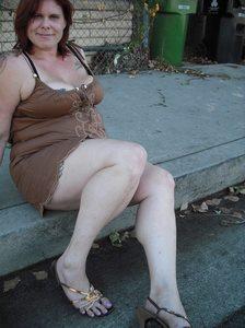 Meaty mature women