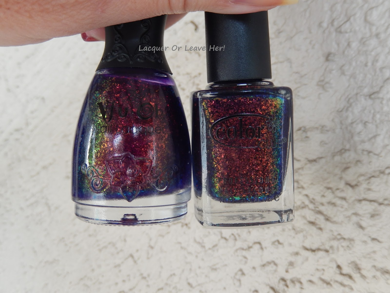 Lacquer or Leave Her!: Dupe Or No Dupe: Color Club The Uptown vs ...