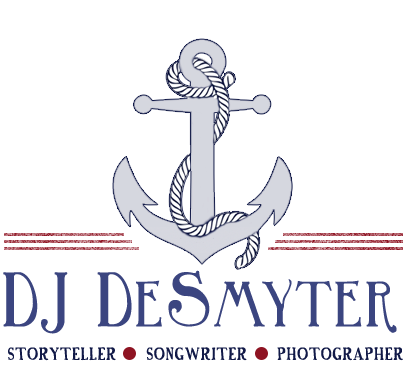 DJ DeSmyter | Author
