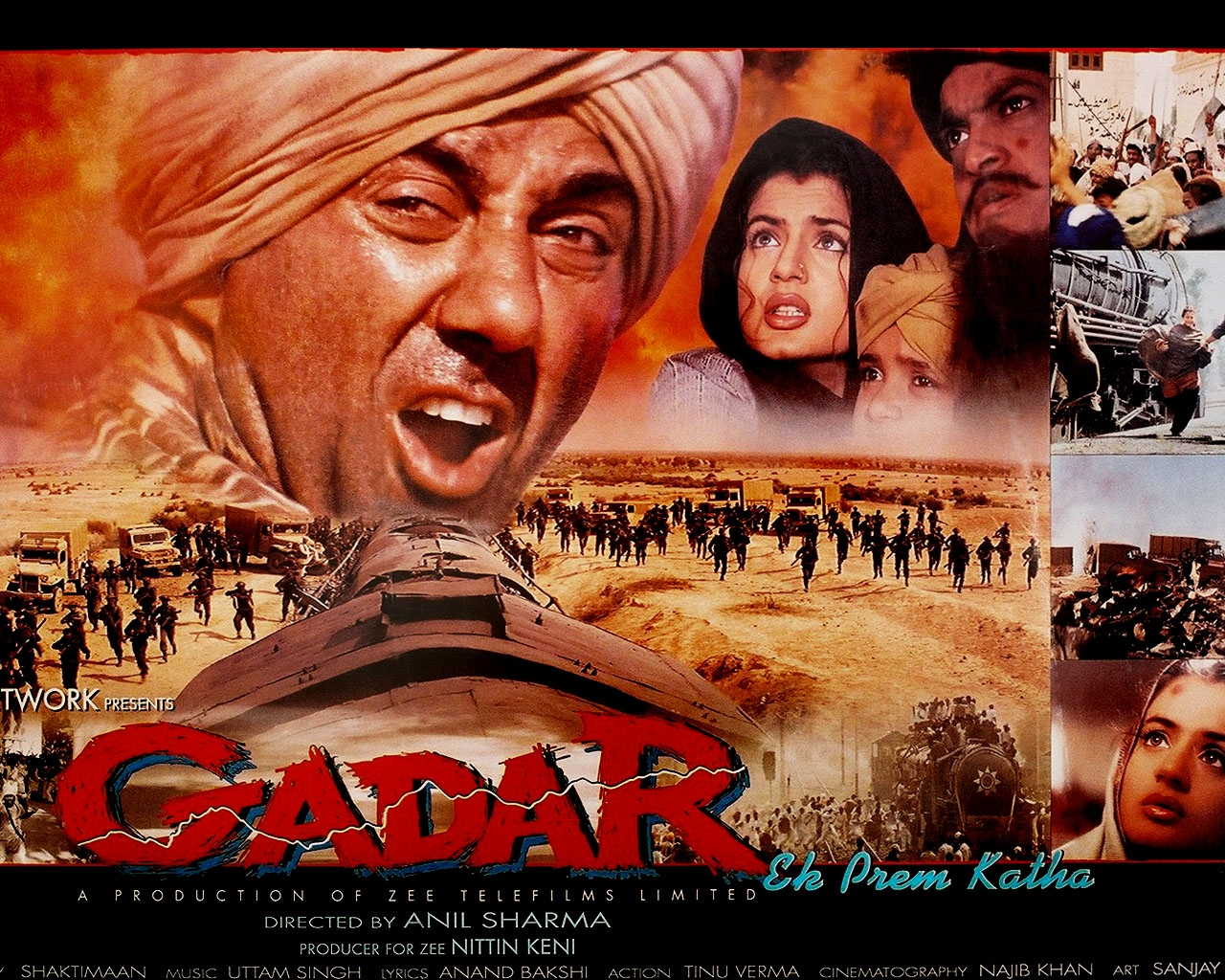 Image Result For Gadar Full Movies