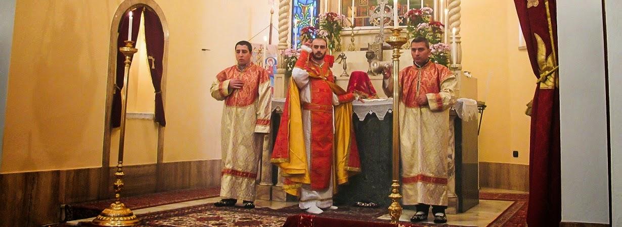 La Chiesa Armena